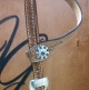 Basic Bling One Ear Headstall ~ Flared Cheek