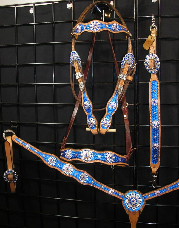 Headstalls Bling Bling' Crystal Headstall